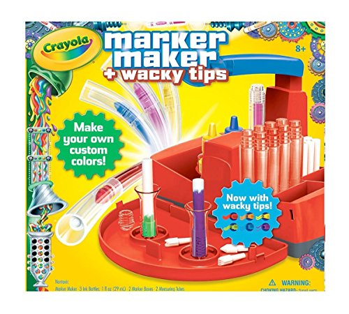 Crayola Marker Maker Wacky Tips (Crayola Marker Maker Refill compare prices)