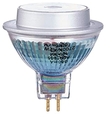Osram Star Mr16 Bombilla LED, GU5.3, 7.2 watts, Blanco, 1