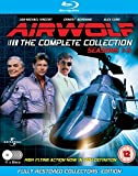 Airwolf - The Complete Collection: Seasons 1-3 - 11 Disc Set [Blu-ray] [UK Import]