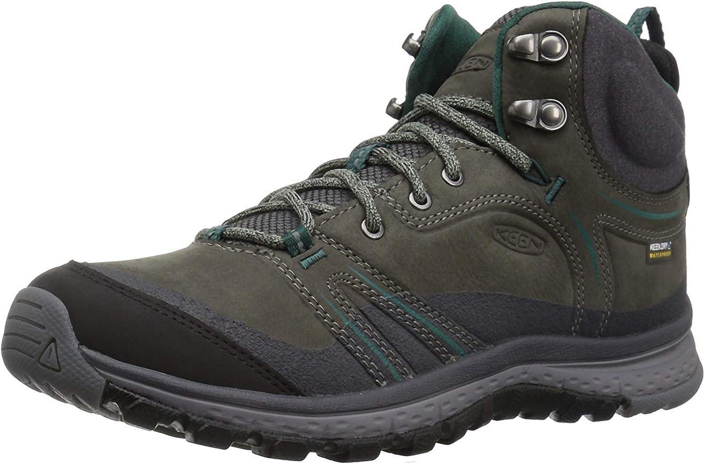 Terradora Leather mid wp-w Hiking Shoe