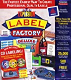 Software : Art Explosion Label Factory Deluxe