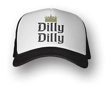 72a3e10d62e4f Image Unavailable. Image not available for. Color  Dilly Dilly trucker hat  ...