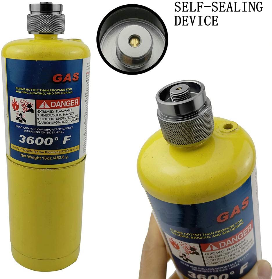 Adaptador de Recipiente de Gas, Convertidor de Botella de Gas ...