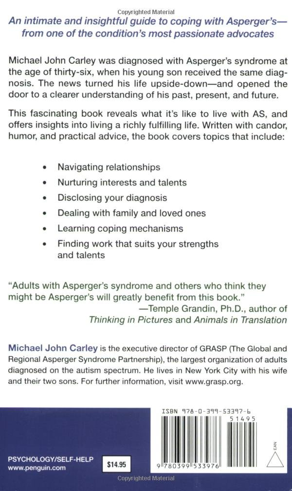 How to manage aspergers in adults