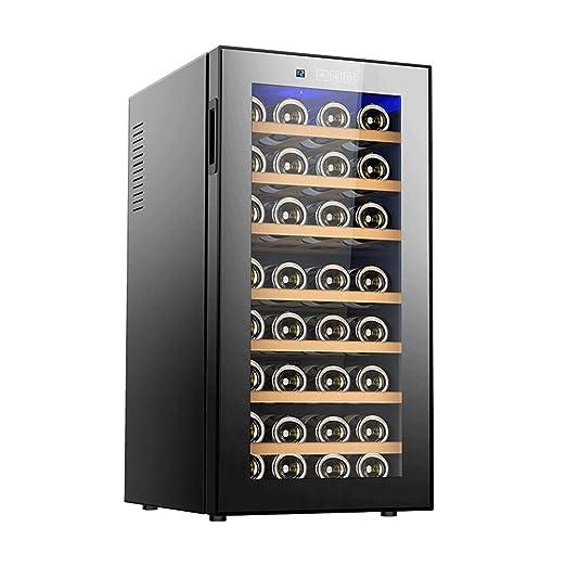 ZQ Armario Bodega - AutóNomo Refrigerador Sola Zona Y Enfriador De ...