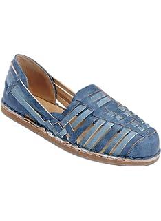 92579c9a849b AngelSteps Women s Adult Huarache Slide Sandals