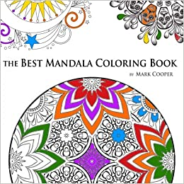 Amazon.com: The Best Mandala Coloring Book: Featuring Amazing ...