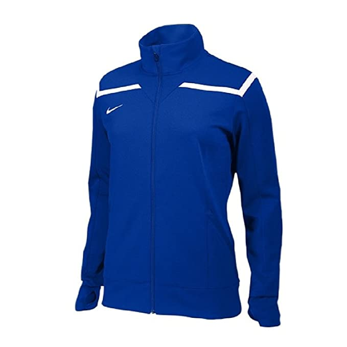 Chaqueta Nike Team Avenger Warm Up (Mediana, Real / Blanca)