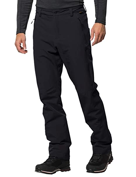 speical offer new concept amazing price Jack Wolfskin Activate Winter Men's Softshell Trousers
