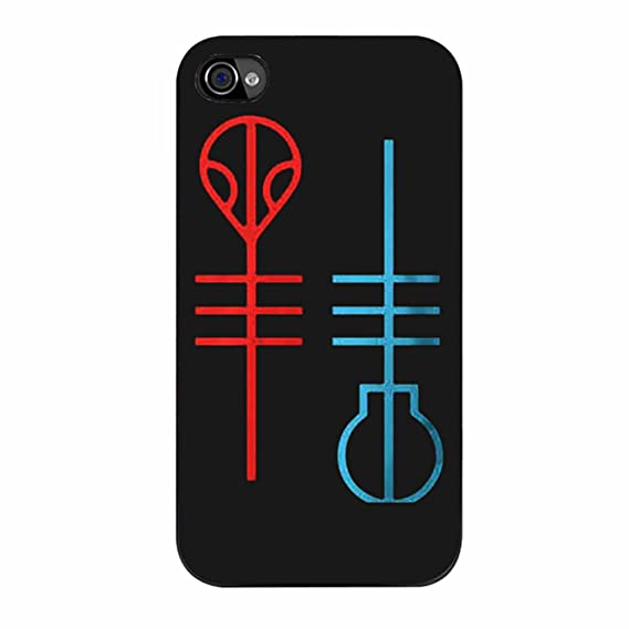 on sale f8575 0fc10 Amazon.com: Twenty one pilots charm For Iphone 4 4s Case: Electronics