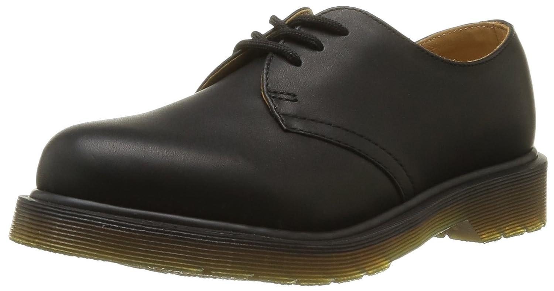 Dr. Martens 1461 Crazy Horse, Zapatos de Cordones Unisex Adulto