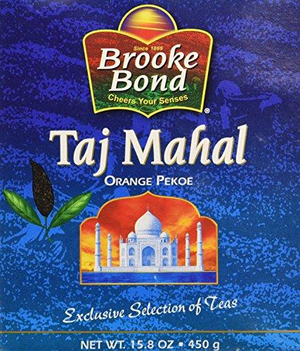 brooke-bond-taj-mahal-orange-pekoe-black-tea-158-oz-450-g