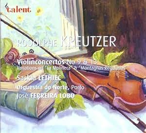Concerto for Violin & Orchestra 9 & 13