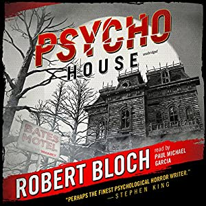 Psycho House Audiobook