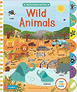 Find the Animals Book