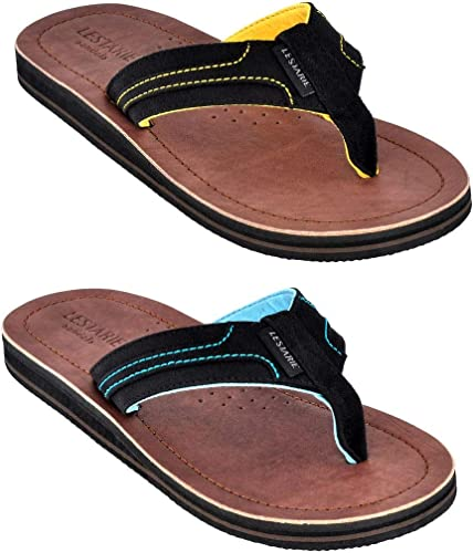 Kleidung & Accessoires Sandalen LESTARIE Damen Sandale