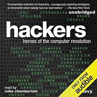 Amazon com: Hackers: Heroes of the Computer Revolution: 25th