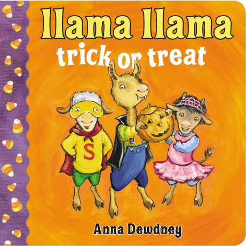 Halloween Book (Llama Llama Trick or Treat)