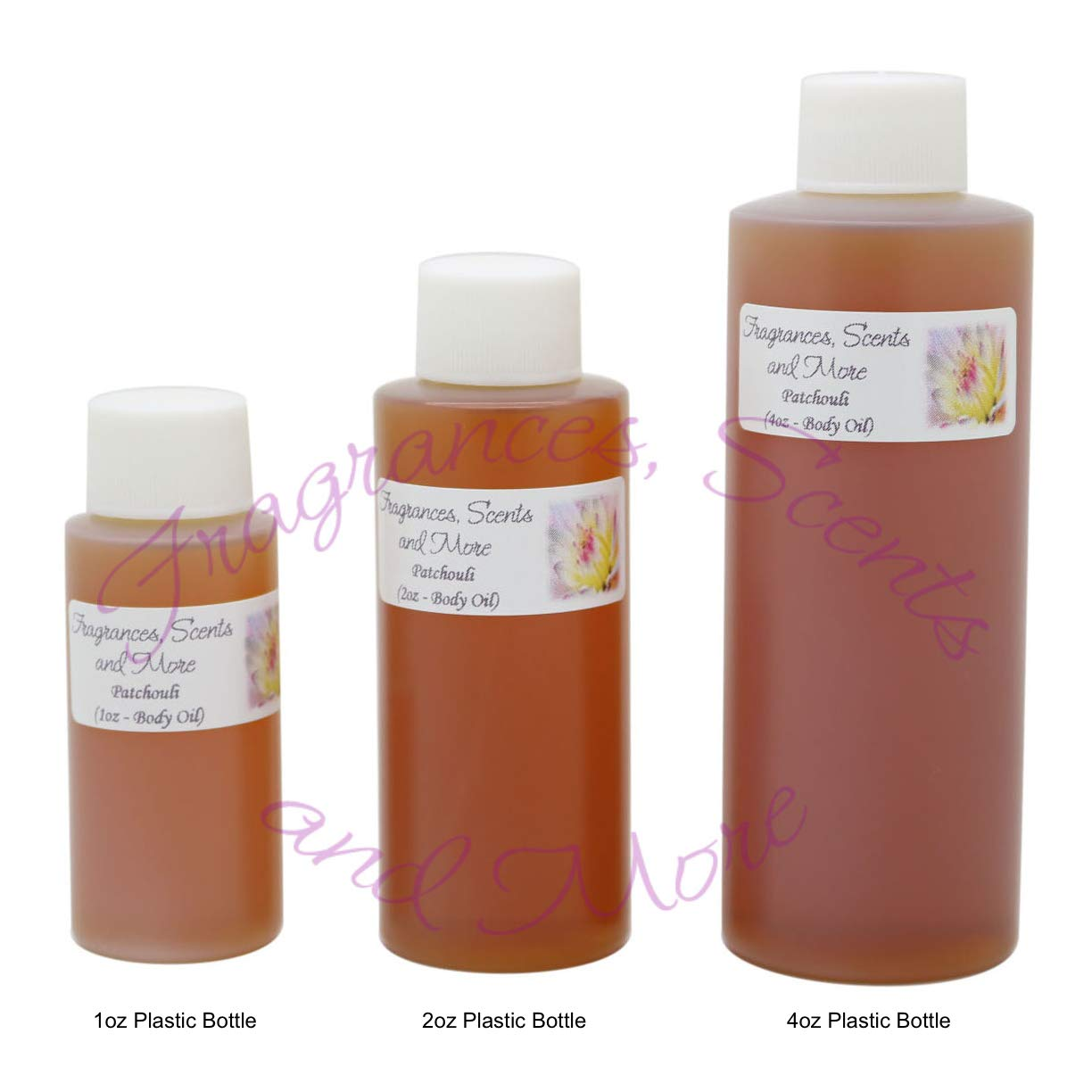 Patchouli Perfume/Body Oil (7 Sizes) - Free Shipping (1 Bottle 1/6oz Roll On (5ml))