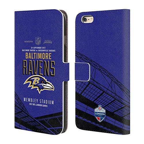 Official NFL Baltimore Ravens Versus 2017 London Games Teams