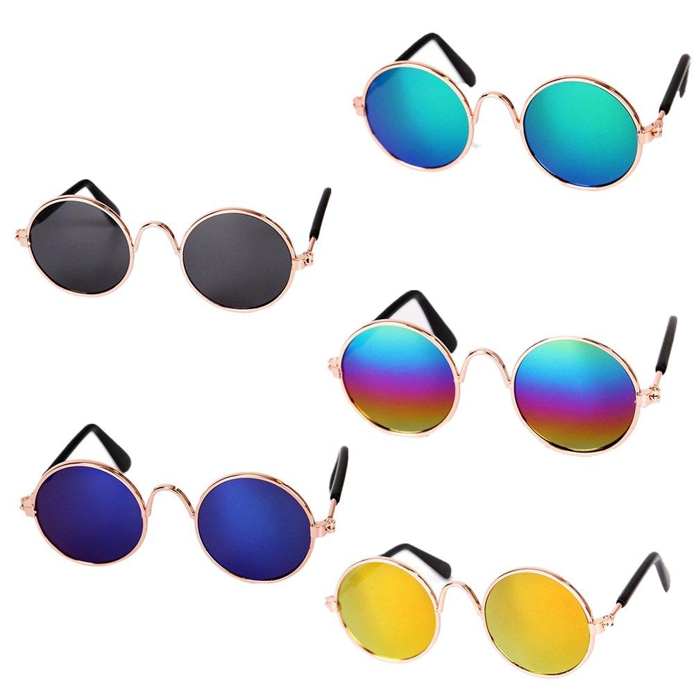 d0e2cdd7bc16 Amazon.com  Alonea Pet Sunglasses