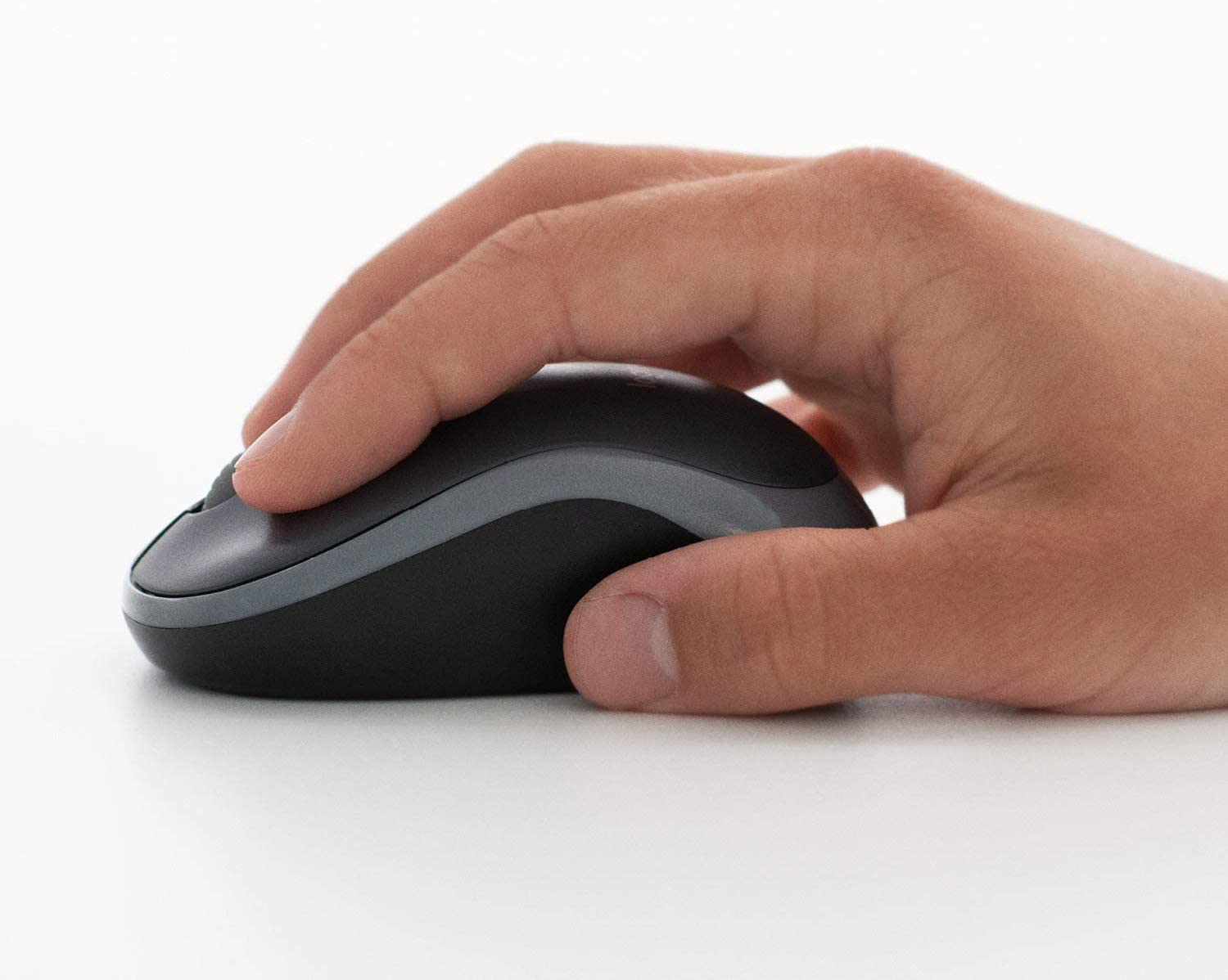 M185 Wireless Mouse Black Sold as 2 Each