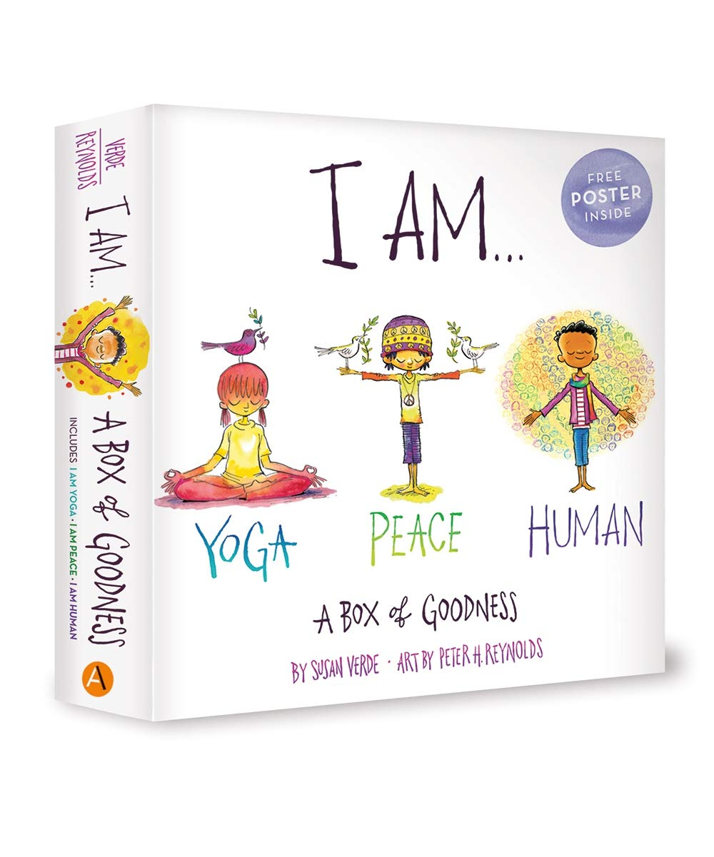I Am . . . A Box of Goodness: Susan Verde, Peter H. Reynolds ...