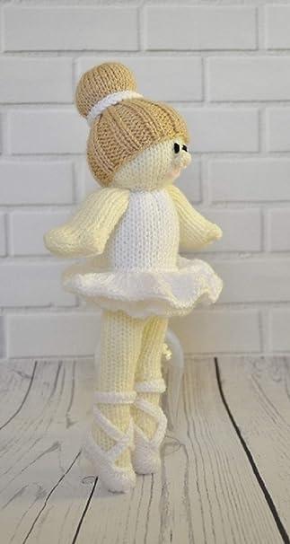 Strickmuster Ballerina-Puppe von Stricken by Post: Amazon.de: Küche ...