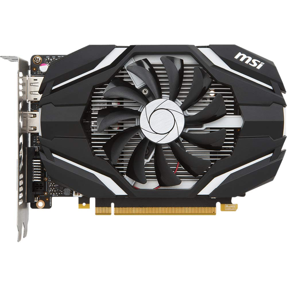 MSI GeForce GTX 1050 2G OC Black Friday Deal