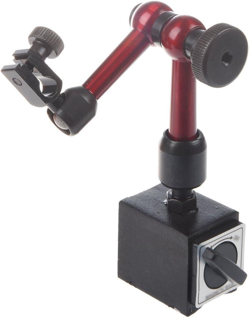 SODIAL(R) Soporte Base Universal Magnetico para Indicador de Cuadrante On/Off