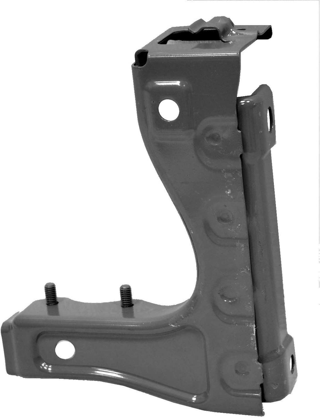 2008-2018 Toyota Sequoia Driver Side Radiator Support Bracket; Made Of Steel Partslink TO1225436