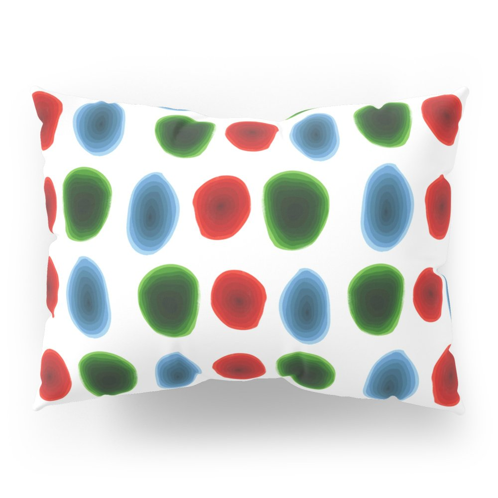 Society6 Agates Pillow Sham Standard (20'' x 26'') Set of 2