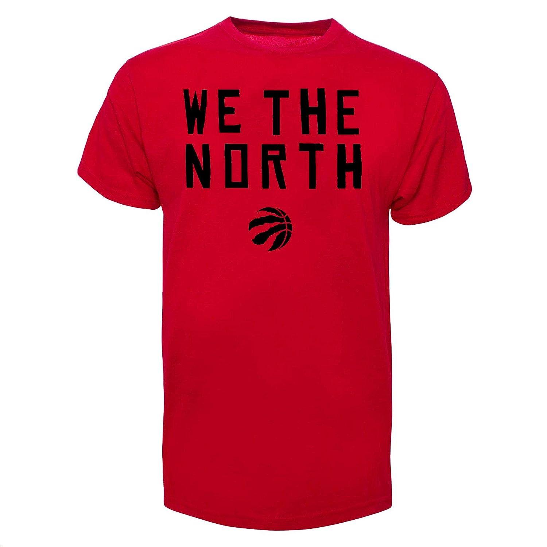 Red 47 Men We The North Tee L Toronto Raptors