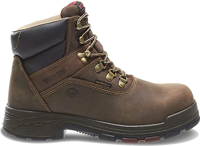 Wolverine Men's Cabor Waterproof 6-inch