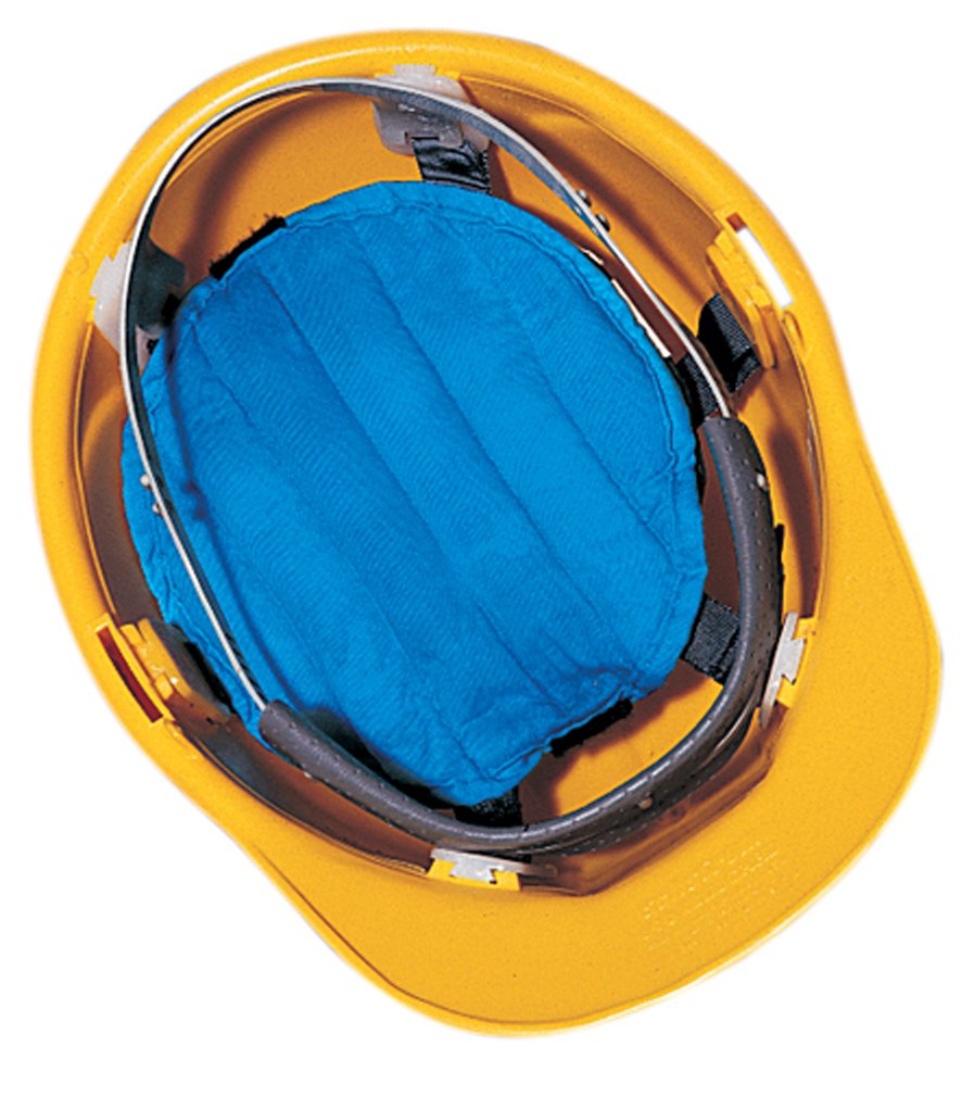 3PCK-Miracool Hard Hat Pad - Cooling Lasts for Hours - Re-Usable - NAVY