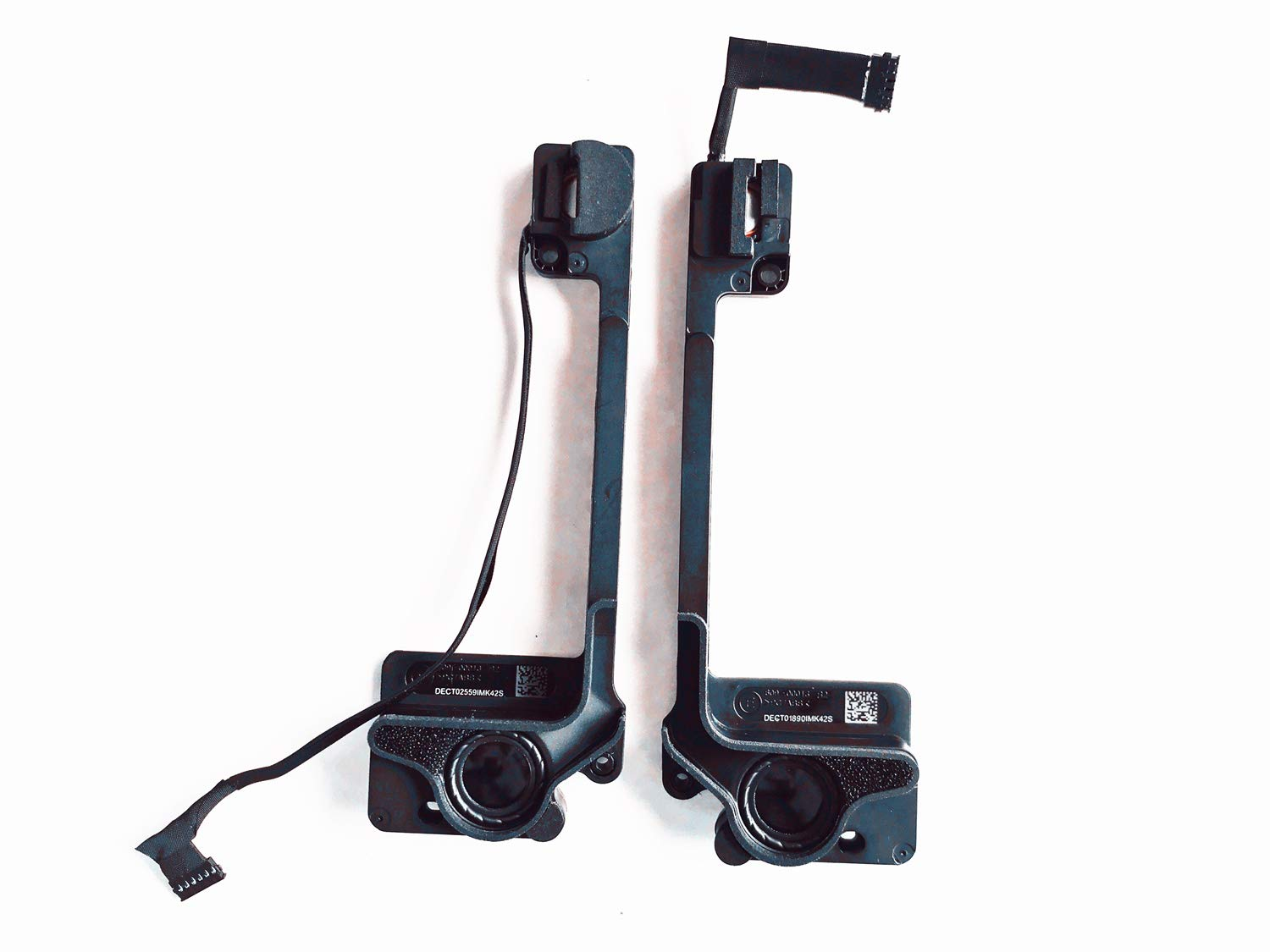 Late 2013, Mid 2014, Early 2015 YIIKII Left and Right Speaker Set Replacement for MacBook Pro 13 Retina A1502