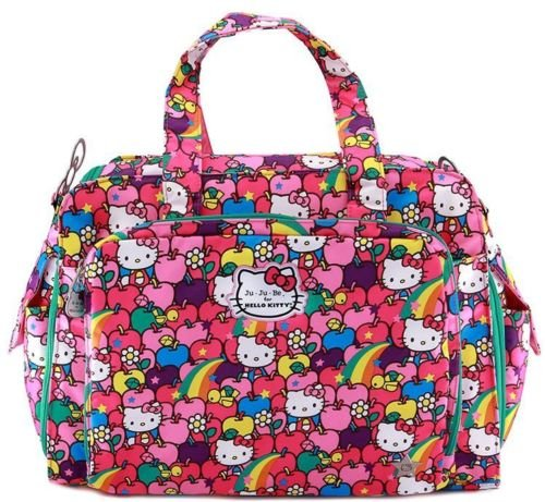 ju-ju-be-for-hello-kitty-lucky-stars-be-prepared-baby-diaper-bag-with-changing-pad