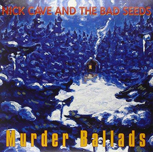 Nick Cave & The Bad Seeds: Murder Ballads (LP+MP3) [Vinyl LP] [Vinyl LP] (Vinyl)