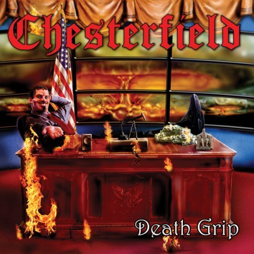 Death Grip by Chesterfield - Us Chesterfield