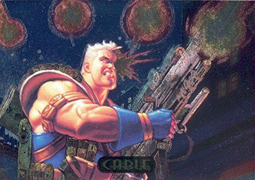marvel masterpieces 1994 - 6