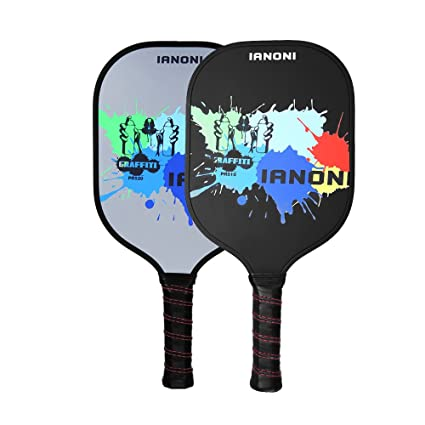 Ianoni Pickleball Paddle Set - 2 palas 1 bolsa de transporte, PKS-02