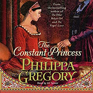Constant Princess Audiobook