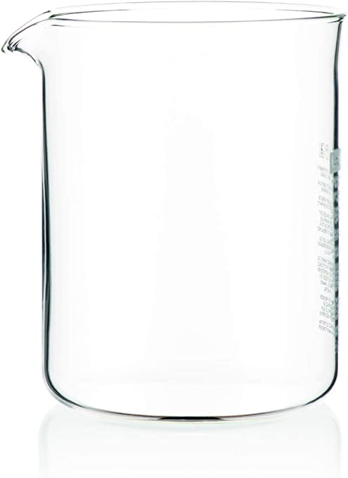Amazon.com: Bodum - Jarra de cristal de repuesto para ...
