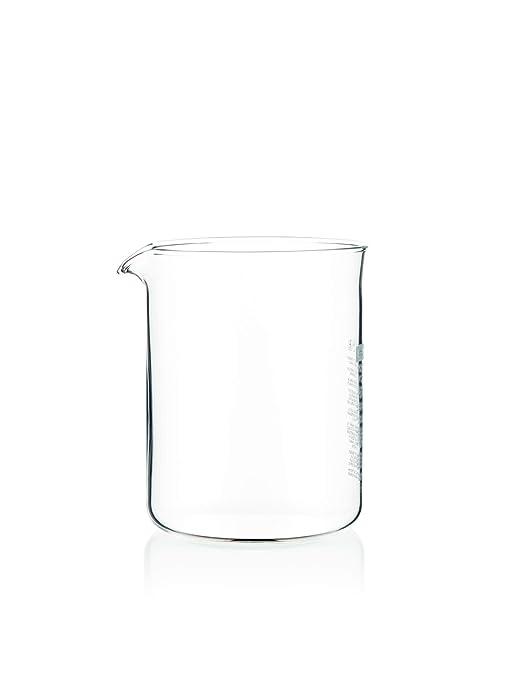 Bodum - Jarra de vidrio de repuesto para cafetera francesa de ...