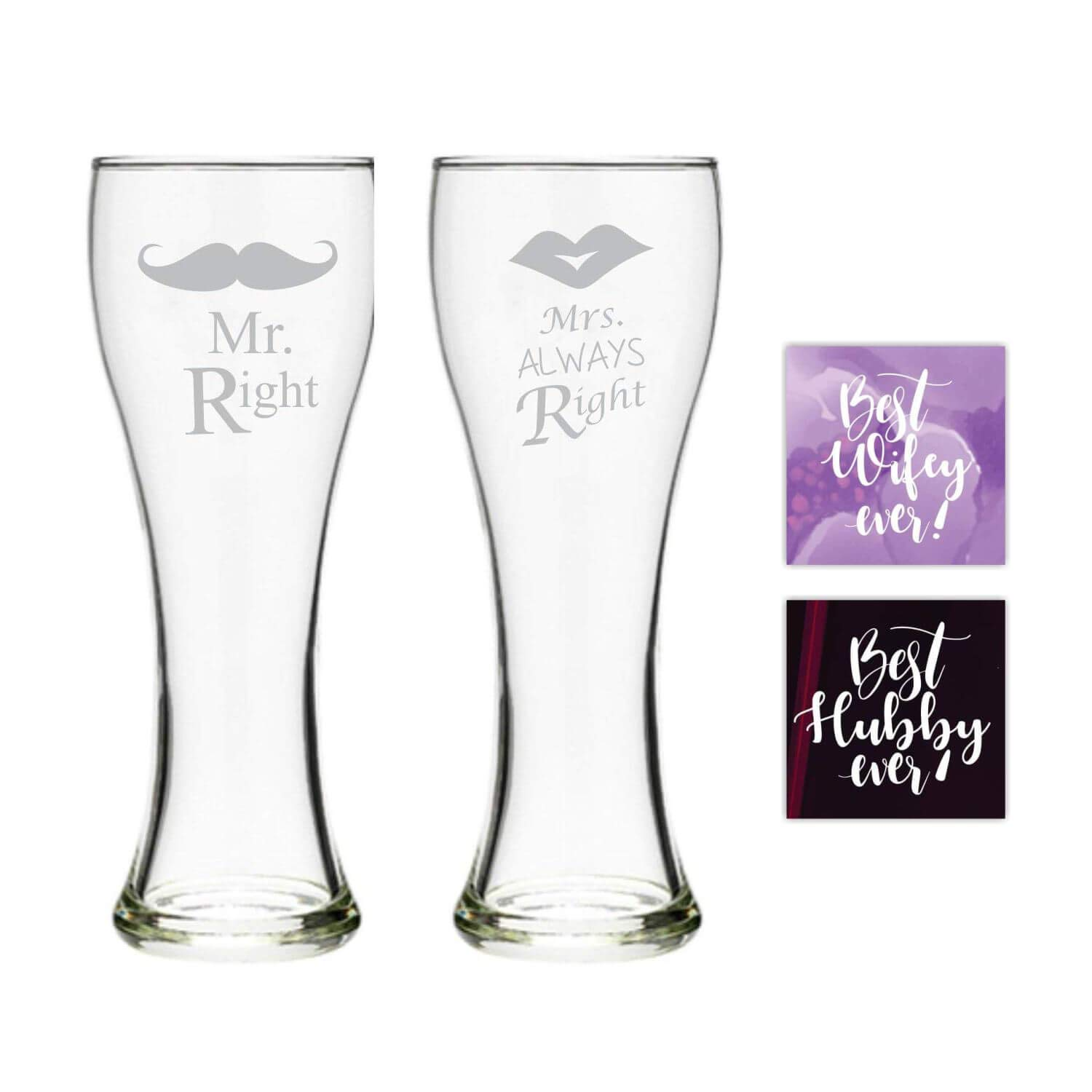 Gifts for Geeks - Mr Right Mrs Always Right