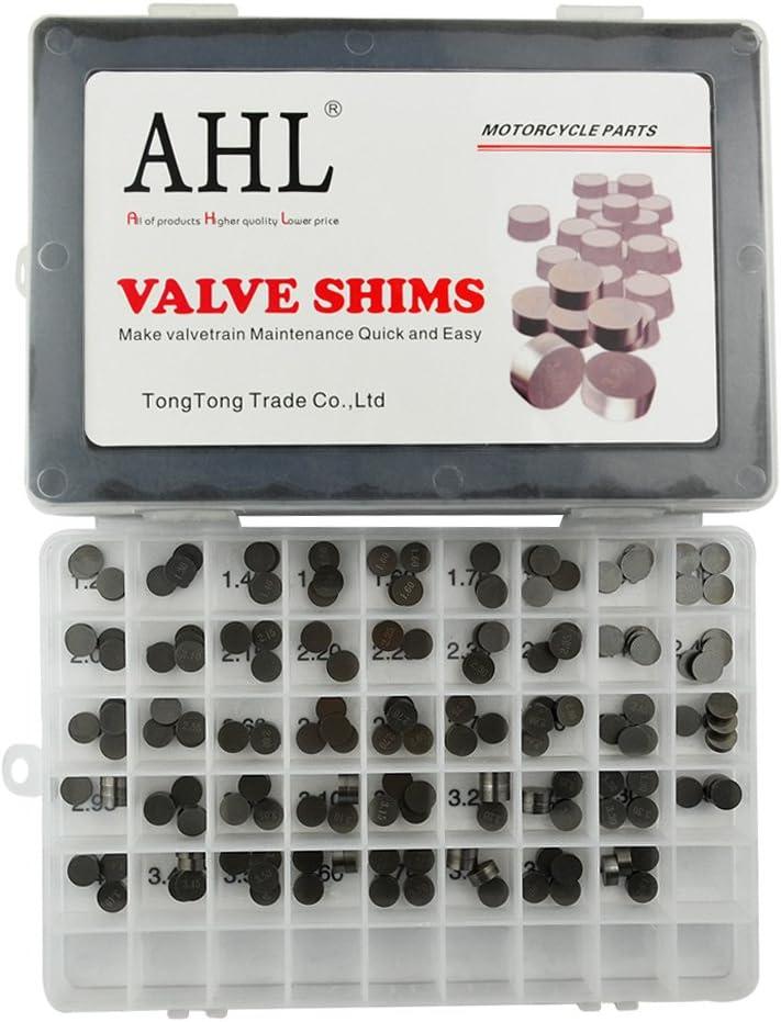AHL 9.48mm Valve Shim 4x44pcs Kit for Kawasaki VN800B Vulcan 800 Classic 1996-2005
