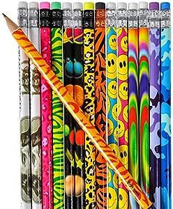 Fall Pencil Assortment Fall Stationery 144 bulk pencil set