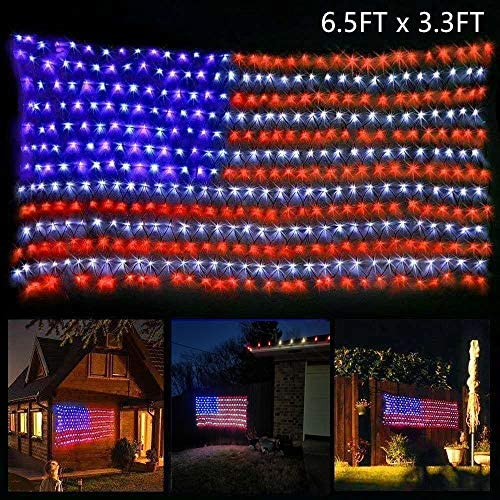 Ollny Waterproof Independence Decoration Decorations product image