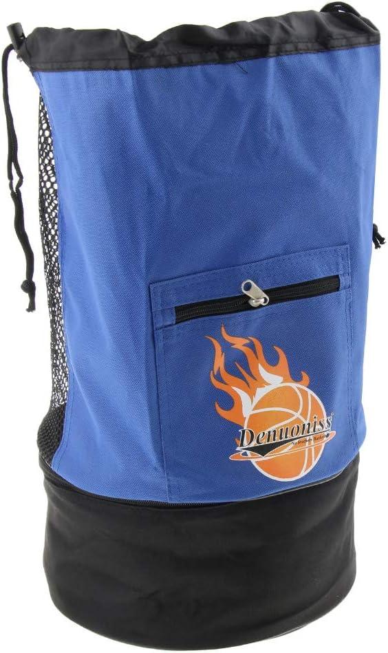 D DOLITY Premium Saco de Tela para Mantenimiento de Pelotas de Baloncesto F/útbol Tama/ño de 25 x 50cm
