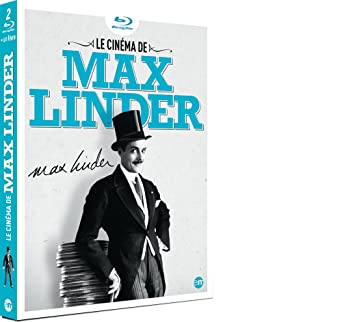 Amazon Com Le Cinema De Max Linder Coffret 2 Blu Ray 1